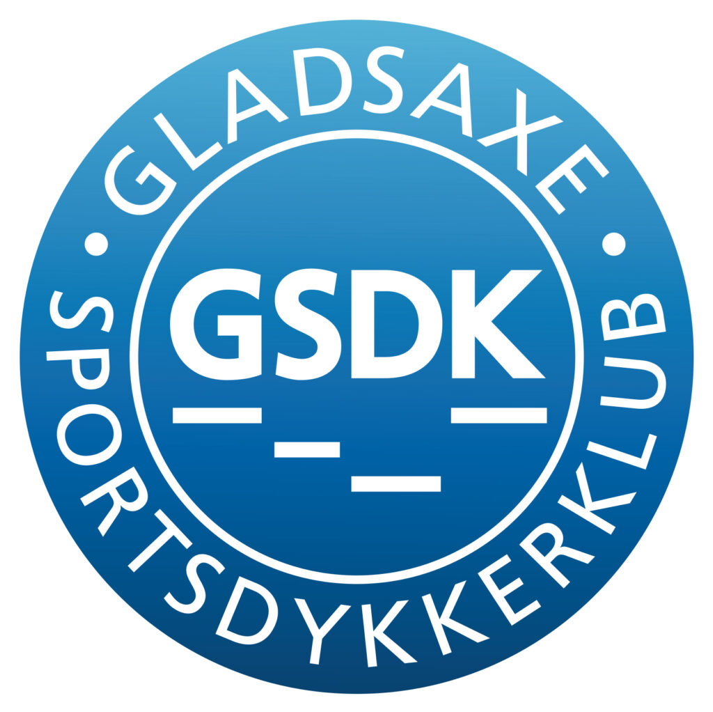 Gladsaxesportsdykkerklub logo
